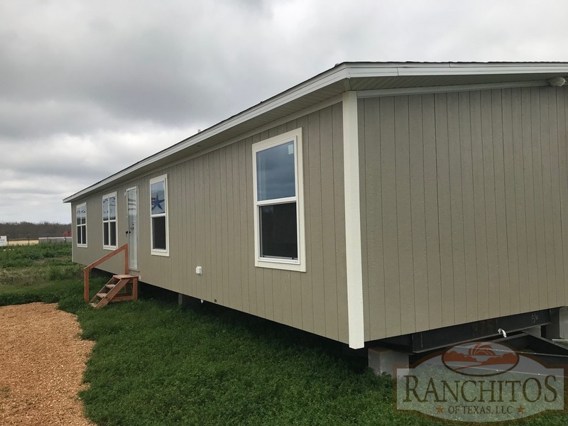 Marvel 4 Bed 2 Bath Doublewide Manufactured Home Land For